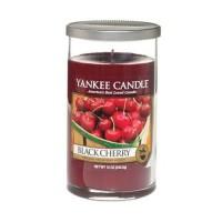 Lumanare Parfumata Pahar Mediu Black Cherry, Yankee Candle