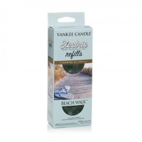 Set 2 rezerve electrice Beach Walk, Yankee Candle