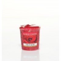 Lumanare Parfumata Votive True Rose, Yankee Candle