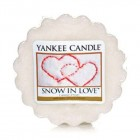 Tarta Parfumata Snow In Love, Yankee Candle