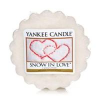 Tarta Parfumata Snow In Love, Yankee Candle