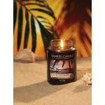 Lumanare Parfumata Borcan Mediu Black Coconut, Yankee Candle