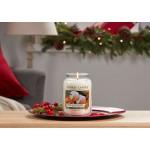 Lumanare Parfumata Borcan Mare Fireside Treats, Yankee Candle