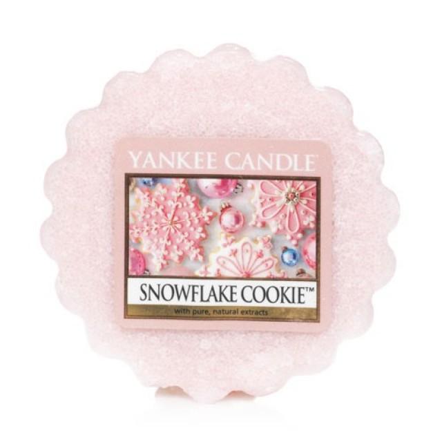 Tarta Parfumata Snowflake Cookie, Yankee Candle
