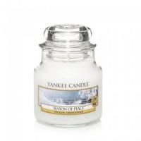 Lumanare Parfumata Borcan Mic Season Of Peace, Yankee Candle