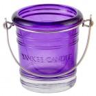 "Suport Lumanare Votive ""Purple bucket"", Yankee Candle"