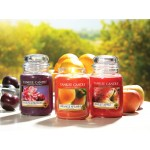 Lumanare Parfumata Borcan Mediu Sweet Apple, Yankee Candle