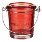 "Suport Lumanare Votive ""Ruby bucket"", Yankee Candle"