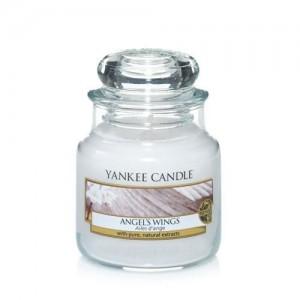 Lumanare Parfumata Borcan Mic Angel Wings, Yankee Candle
