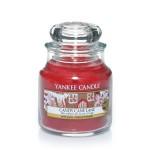 Lumanare Parfumata Borcan Mic Candy Cane Lane, Yankee Candle