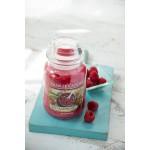 Lumanare Parfumata Borcan Mare Red Raspberry, Yankee Candle