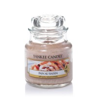 Lumanare Parfumata Borcan Mic Pain au Raisin, Yankee Candle