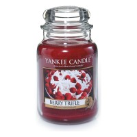 Lumanare Parfumata Borcan Mare Berry Trifle, Yankee Candle