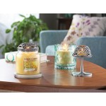 Lumanare Parfumata Borcan Mediu Flowers In The Sun, Yankee Candle
