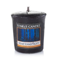 Lumanare Parfumata Votive Dreamy Summer Nights, Yankee Candle