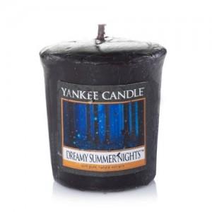 Lumanare Parfumata Votive Dreamy Summer Nights, Yankee Candle
