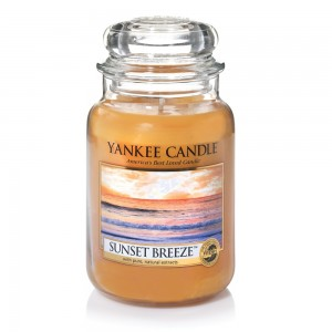 Lumanare Parfumata Borcan Mare Sunset Breeze, Yankee Candle