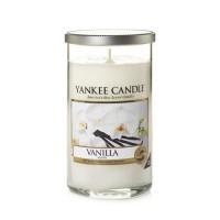 Lumanare Parfumata Pahar Mediu Vanilla, Yankee Candle