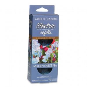 Set 2 rezerve electrice Garden Sweet Pea, Yankee Candle