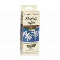 Set 2 rezerve electrice Midnight Jasmine, Yankee Candle