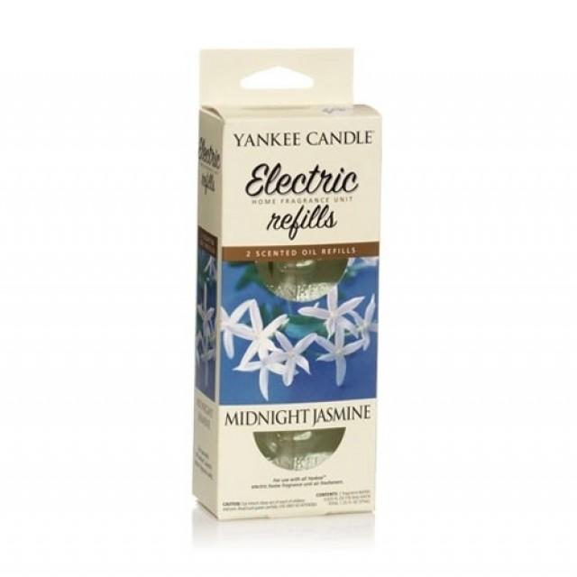 Set 2 rezerve electrice Midnight Jasmine, Yankee Candle