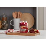 Lumanare Parfumata Borcan Mare Rhubarb Crumble, Yankee Candle