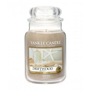 Lumanare Parfumata Borcan Mare Driftwood, Yankee Candle