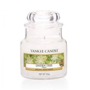 Lumanare Parfumata Borcan Mic Linden Tree, Yankee Candle