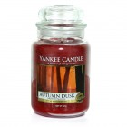 Lumanare Parfumata Borcan Mare Autumn Dusk - EDITIE LIMITATA, Yankee Candle