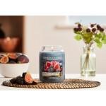 Lumanare Parfumata Borcan Mare Mulberry & Fig Delight, Yankee Candle