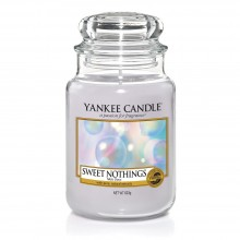 Lumanare Parfumata Borcan Mare Sweet Nothings - SPRING 2018, Yankee Candle