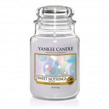 Lumanare Parfumata Borcan Mare Sweet Nothings - SPRING 2018, Yankee Candle