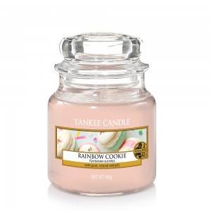 Lumanare Parfumata Borcan Mic Rainbow Cookie - SPRING 2018, Yankee Candle