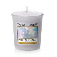 Lumanare Parfumata Votive Sweet Nothings - SPRING 2018, Yankee Candle