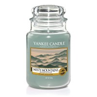 Lumanare Parfumata Borcan Mare Misty Mountains - SUMMER 2018, Yankee Candle