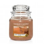 Lumanare Parfumata Borcan Mediu Warm Desert Wind, Yankee Candle