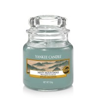 Lumanare Parfumata Borcan Mic Misty Mountains - SUMMER 2018, Yankee Candle