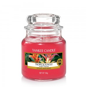 Lumanare Parfumata Borcan Mic Tropical Jungle - SUMMER 2018, Yankee Candle