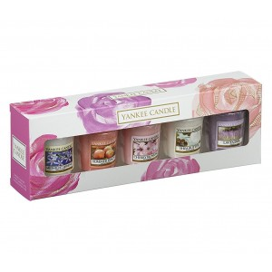 Set Cadou Votive Colourful Day, Yankee Candle