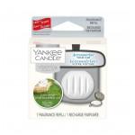 Rezerva Odorizant Auto Charming Scents Clean Cotton, Yankee Candle