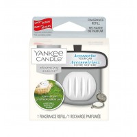 Rezerva Odorizant Auto Charming Scents Clean Cotton, Yankee Candle
