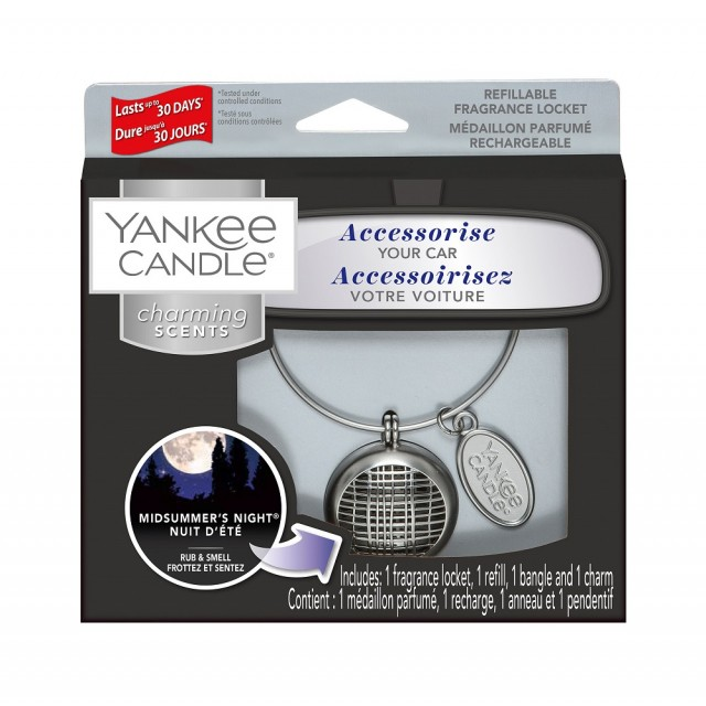 Odorizant Auto Charming Scents Linear Midsummer's Night, Yankee Candle