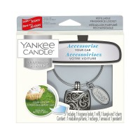 Odorizant Auto Charming Scents Square Clean Cotton, Yankee Candle