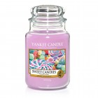Lumanare Parfumata Borcan Mare Sweet Candies - EASTER 2018, Yankee Candle