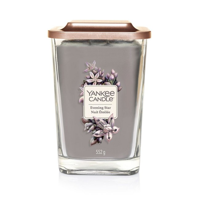 Lumanare Parfumata Elevation Collection Borcan Mare Evening Star, Yankee Candle