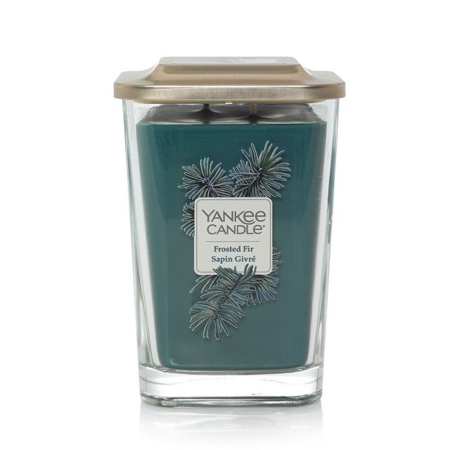 Lumanare Parfumata Elevation Collection Borcan Mare Frosted Fir, Yankee Candle