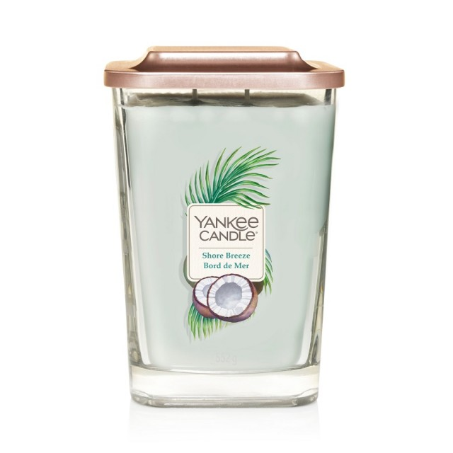 Lumanare Parfumata Elevation Collection Borcan Mare Shore Breeze, Yankee Candle