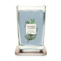Lumanare Parfumata Elevation Collection Borcan Mare Coastal Cypress, Yankee Candle