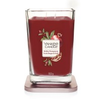 Lumanare Parfumata Elevation Collection Borcan Mare Holiday Pomegranate, Yankee Candle