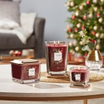 Lumanare Parfumata Elevation Collection Borcan Mediu Holiday Pomegranate, Yankee Candle